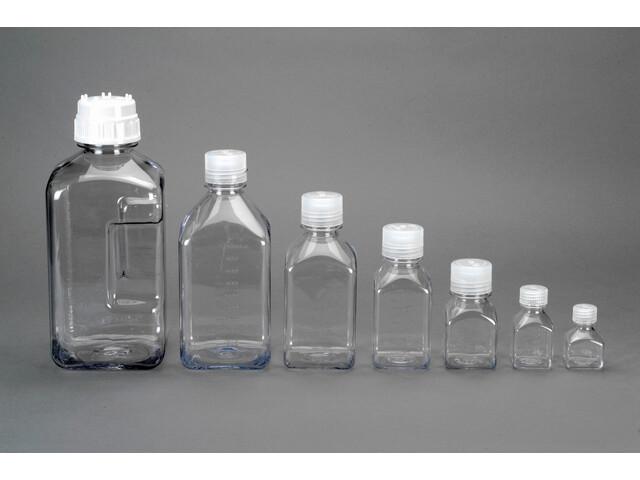 Nalgene Square Bottle Polycarbonate